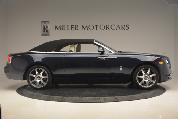 Used 2017 Rolls-Royce Dawn for sale Sold at Pagani of Greenwich in Greenwich CT 06830 22