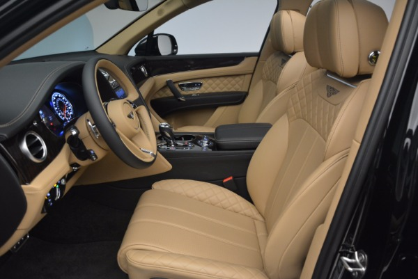 Used 2017 Bentley Bentayga for sale Sold at Pagani of Greenwich in Greenwich CT 06830 22