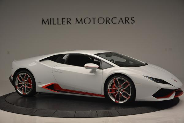 Used 2015 Lamborghini Huracan LP610-4 for sale Sold at Pagani of Greenwich in Greenwich CT 06830 12