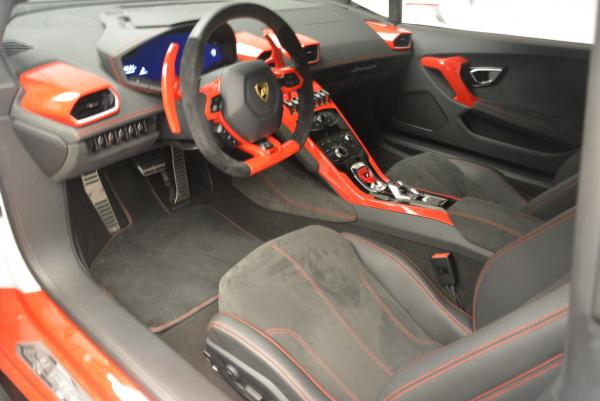 Used 2015 Lamborghini Huracan LP610-4 for sale Sold at Pagani of Greenwich in Greenwich CT 06830 14