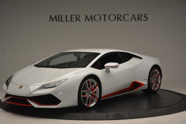 Used 2015 Lamborghini Huracan LP610-4 for sale Sold at Pagani of Greenwich in Greenwich CT 06830 2