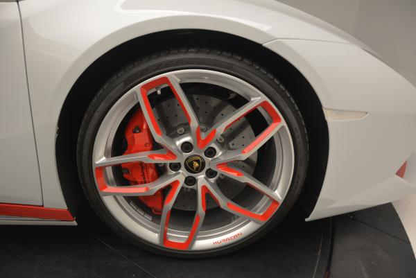 Used 2015 Lamborghini Huracan LP610-4 for sale Sold at Pagani of Greenwich in Greenwich CT 06830 21