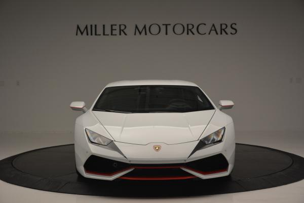 Used 2015 Lamborghini Huracan LP610-4 for sale Sold at Pagani of Greenwich in Greenwich CT 06830 8