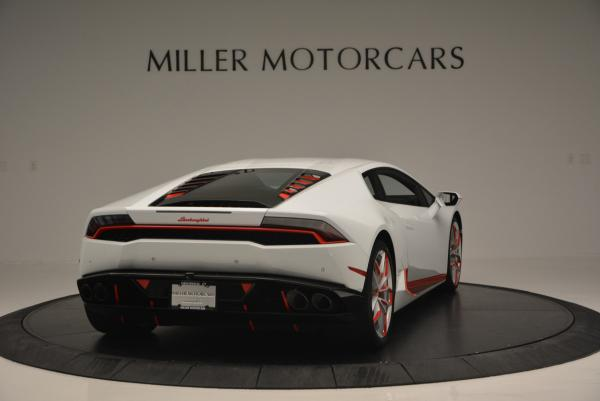 Used 2015 Lamborghini Huracan LP610-4 for sale Sold at Pagani of Greenwich in Greenwich CT 06830 9