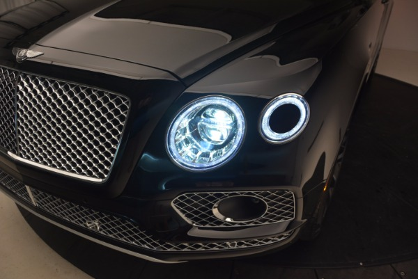 New 2017 Bentley Bentayga for sale Sold at Pagani of Greenwich in Greenwich CT 06830 19