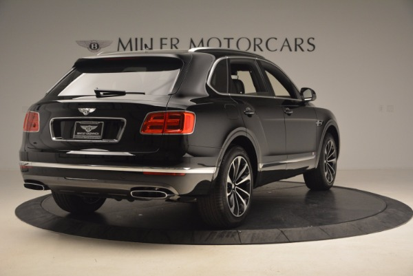 New 2017 Bentley Bentayga for sale Sold at Pagani of Greenwich in Greenwich CT 06830 8