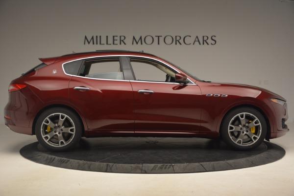 New 2017 Maserati Levante for sale Sold at Pagani of Greenwich in Greenwich CT 06830 10