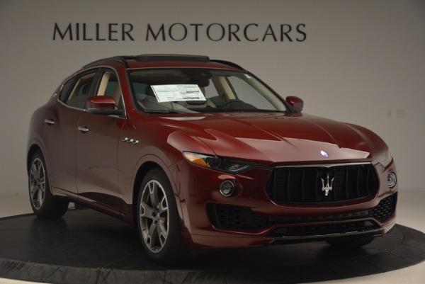 New 2017 Maserati Levante for sale Sold at Pagani of Greenwich in Greenwich CT 06830 12
