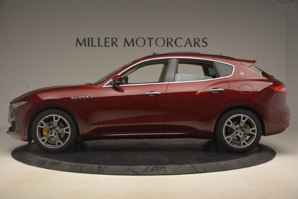 New 2017 Maserati Levante for sale Sold at Pagani of Greenwich in Greenwich CT 06830 4