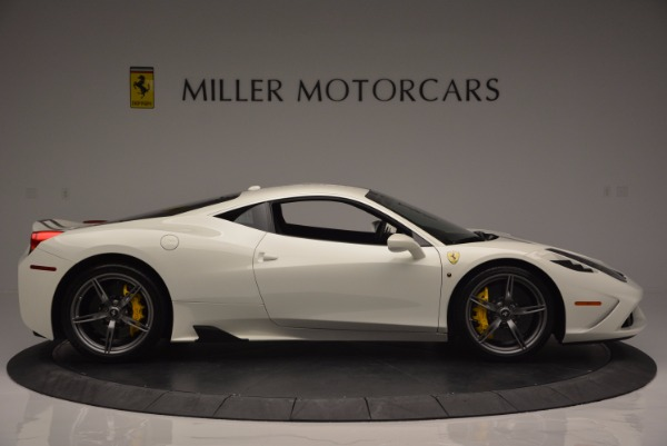 Used 2015 Ferrari 458 Speciale for sale Sold at Pagani of Greenwich in Greenwich CT 06830 10