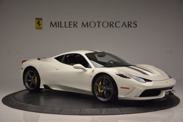 Used 2015 Ferrari 458 Speciale for sale Sold at Pagani of Greenwich in Greenwich CT 06830 11