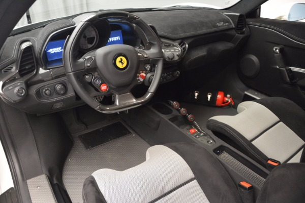 Used 2015 Ferrari 458 Speciale for sale Sold at Pagani of Greenwich in Greenwich CT 06830 13