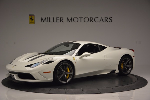 Used 2015 Ferrari 458 Speciale for sale Sold at Pagani of Greenwich in Greenwich CT 06830 2