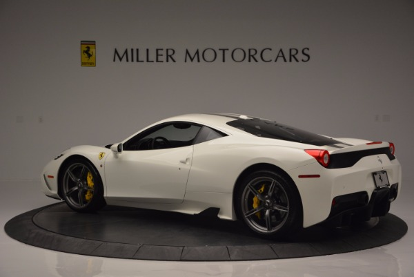 Used 2015 Ferrari 458 Speciale for sale Sold at Pagani of Greenwich in Greenwich CT 06830 4