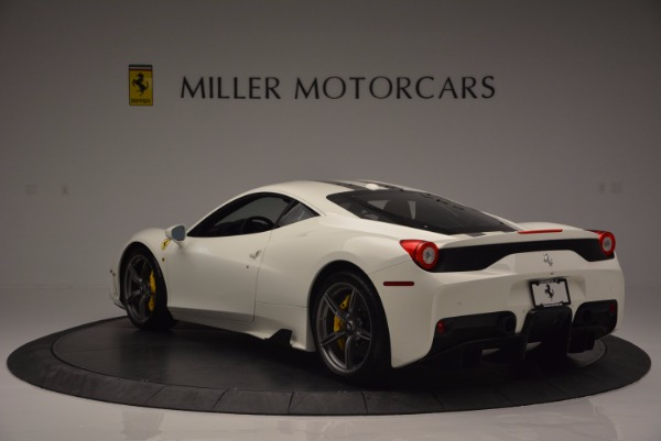 Used 2015 Ferrari 458 Speciale for sale Sold at Pagani of Greenwich in Greenwich CT 06830 5