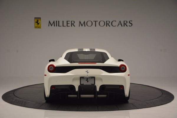 Used 2015 Ferrari 458 Speciale for sale Sold at Pagani of Greenwich in Greenwich CT 06830 6