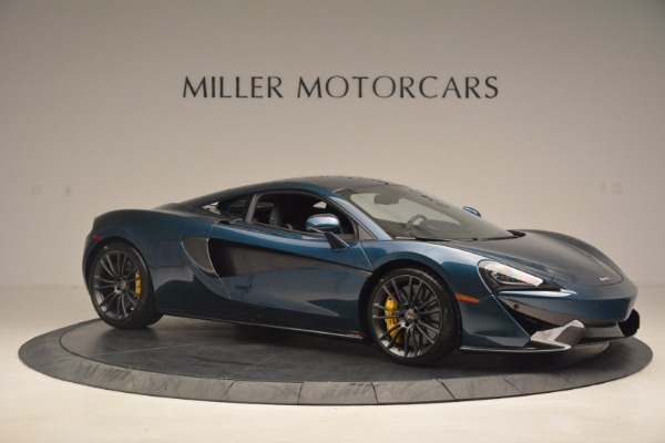 New 2017 McLaren 570S for sale Sold at Pagani of Greenwich in Greenwich CT 06830 10