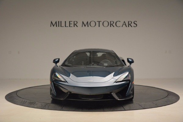 New 2017 McLaren 570S for sale Sold at Pagani of Greenwich in Greenwich CT 06830 12