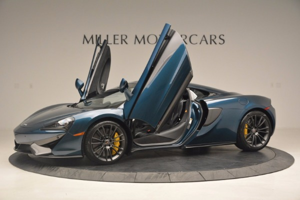 New 2017 McLaren 570S for sale Sold at Pagani of Greenwich in Greenwich CT 06830 14