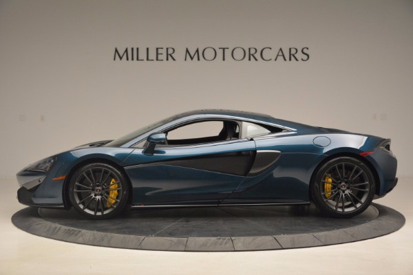 New 2017 McLaren 570S for sale Sold at Pagani of Greenwich in Greenwich CT 06830 3