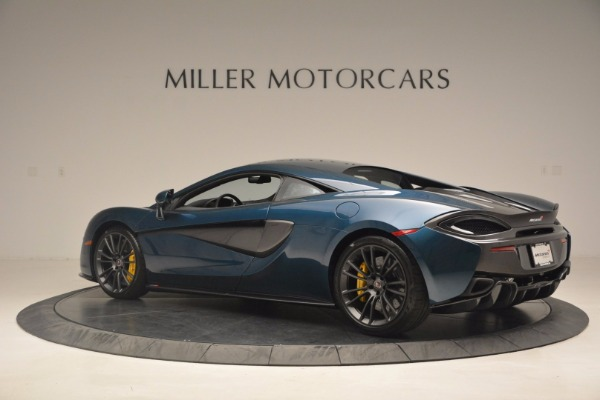 New 2017 McLaren 570S for sale Sold at Pagani of Greenwich in Greenwich CT 06830 4
