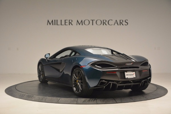 New 2017 McLaren 570S for sale Sold at Pagani of Greenwich in Greenwich CT 06830 5
