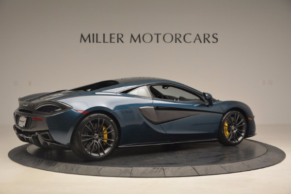 New 2017 McLaren 570S for sale Sold at Pagani of Greenwich in Greenwich CT 06830 8