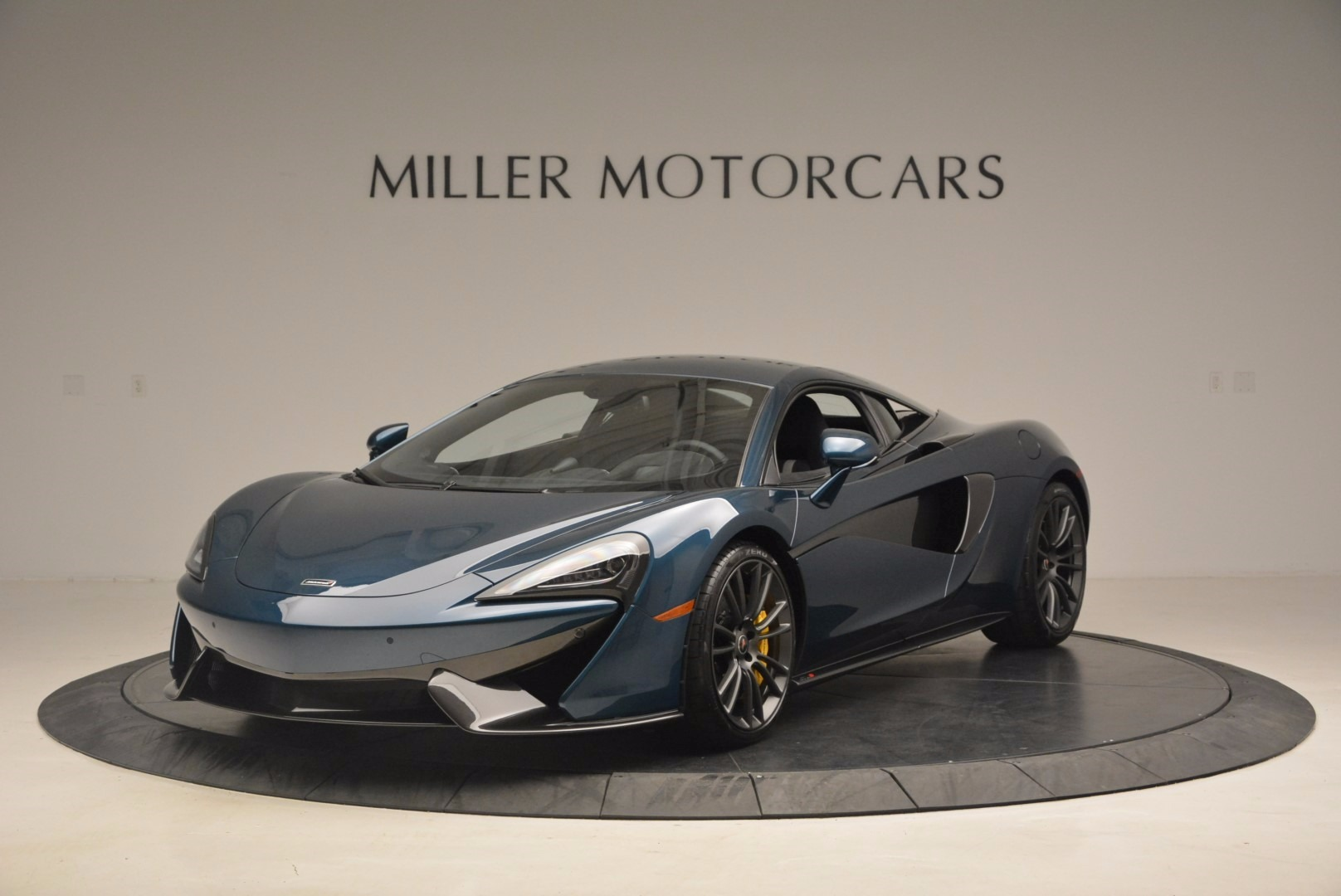 New 2017 McLaren 570S for sale Sold at Pagani of Greenwich in Greenwich CT 06830 1