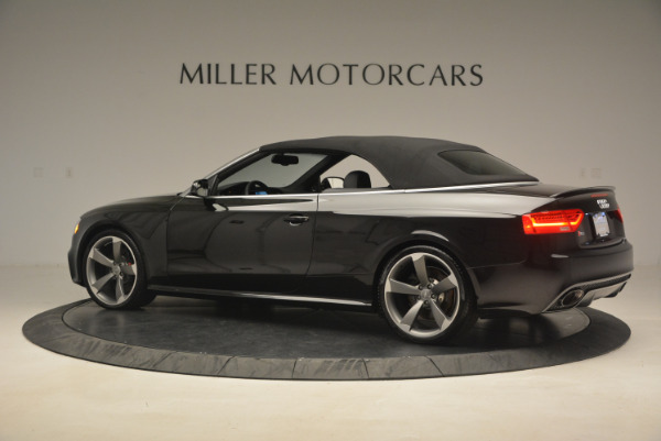 Used 2014 Audi RS 5 quattro for sale Sold at Pagani of Greenwich in Greenwich CT 06830 16