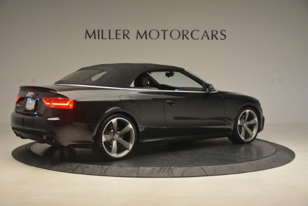 Used 2014 Audi RS 5 quattro for sale Sold at Pagani of Greenwich in Greenwich CT 06830 20