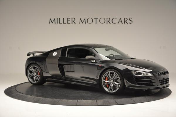 Used 2012 Audi R8 GT (R tronic) for sale Sold at Pagani of Greenwich in Greenwich CT 06830 10