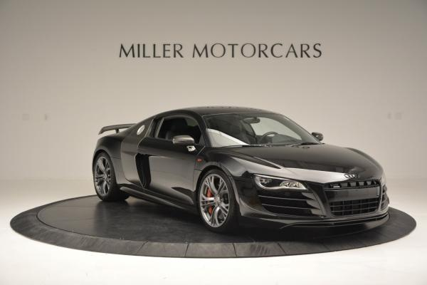 Used 2012 Audi R8 GT (R tronic) for sale Sold at Pagani of Greenwich in Greenwich CT 06830 11
