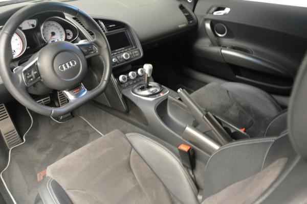 Used 2012 Audi R8 GT (R tronic) for sale Sold at Pagani of Greenwich in Greenwich CT 06830 13