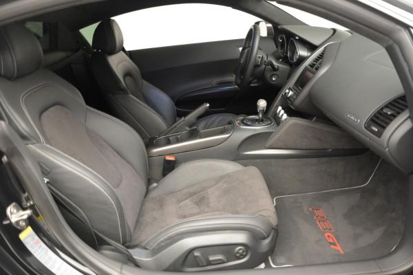 Used 2012 Audi R8 GT (R tronic) for sale Sold at Pagani of Greenwich in Greenwich CT 06830 17