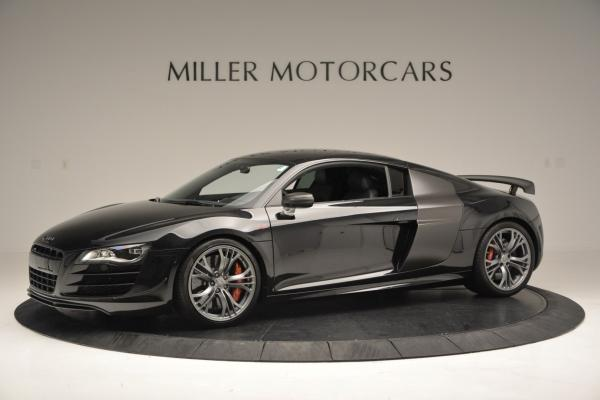 Used 2012 Audi R8 GT (R tronic) for sale Sold at Pagani of Greenwich in Greenwich CT 06830 2