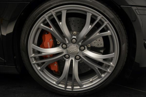 Used 2012 Audi R8 GT (R tronic) for sale Sold at Pagani of Greenwich in Greenwich CT 06830 20