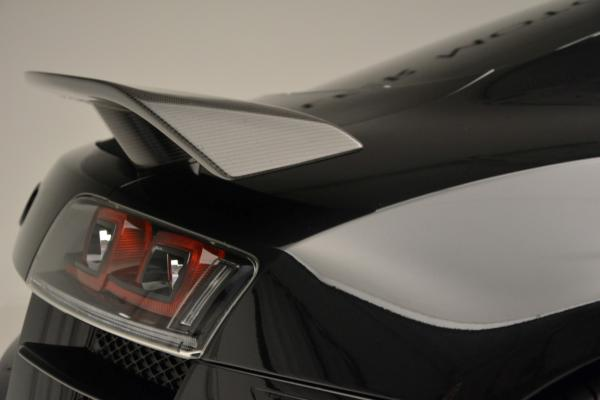 Used 2012 Audi R8 GT (R tronic) for sale Sold at Pagani of Greenwich in Greenwich CT 06830 23