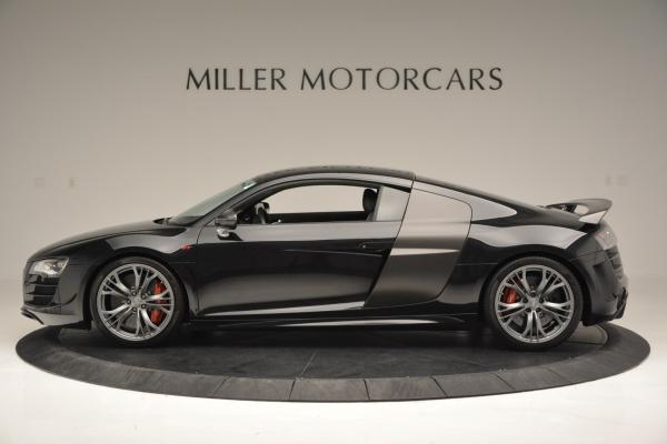 Used 2012 Audi R8 GT (R tronic) for sale Sold at Pagani of Greenwich in Greenwich CT 06830 3