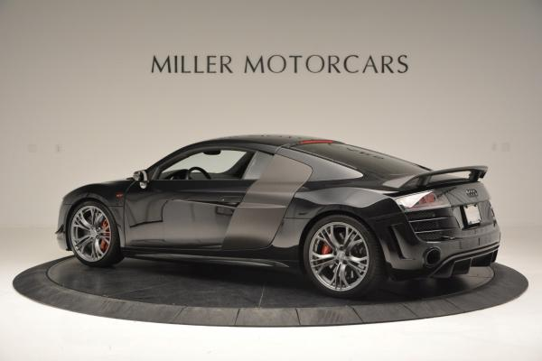 Used 2012 Audi R8 GT (R tronic) for sale Sold at Pagani of Greenwich in Greenwich CT 06830 4