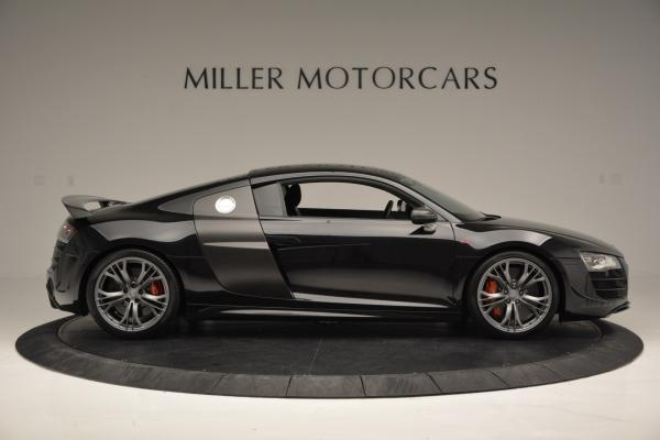 Used 2012 Audi R8 GT (R tronic) for sale Sold at Pagani of Greenwich in Greenwich CT 06830 9