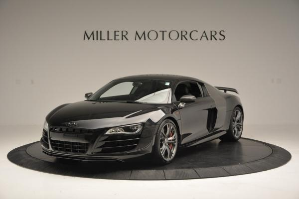 Used 2012 Audi R8 GT (R tronic) for sale Sold at Pagani of Greenwich in Greenwich CT 06830 1