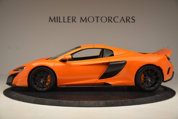 Used 2016 McLaren 675LT Spider Convertible for sale Sold at Pagani of Greenwich in Greenwich CT 06830 15