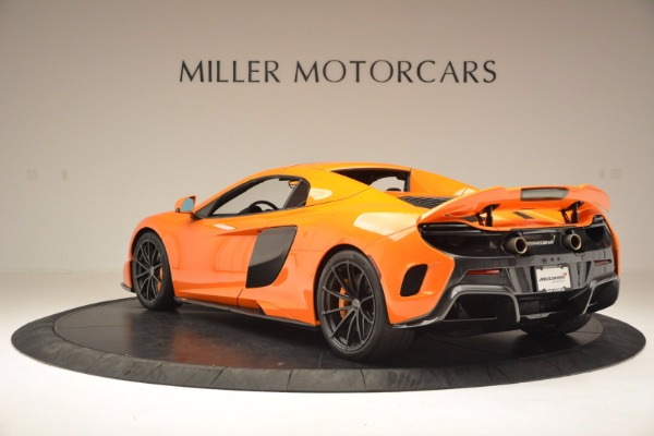 Used 2016 McLaren 675LT Spider Convertible for sale Sold at Pagani of Greenwich in Greenwich CT 06830 16