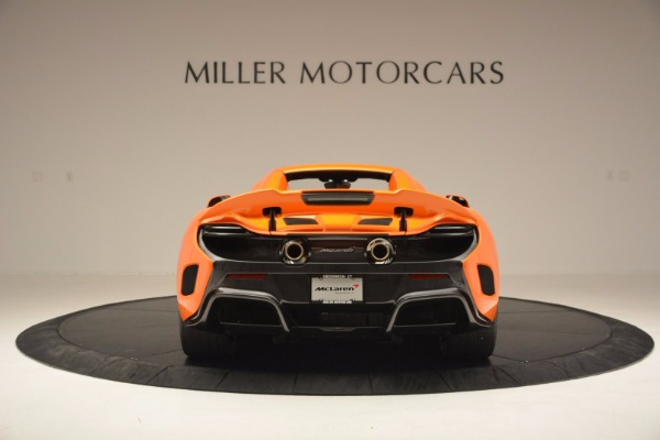 Used 2016 McLaren 675LT Spider Convertible for sale Sold at Pagani of Greenwich in Greenwich CT 06830 17