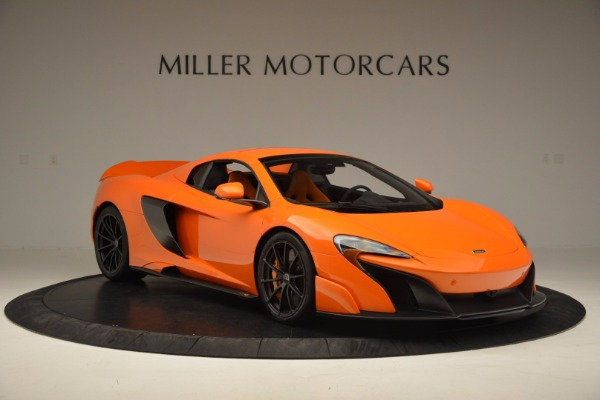 Used 2016 McLaren 675LT Spider Convertible for sale Sold at Pagani of Greenwich in Greenwich CT 06830 20