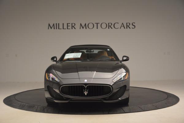 New 2017 Maserati GranTurismo Sport for sale Sold at Pagani of Greenwich in Greenwich CT 06830 24
