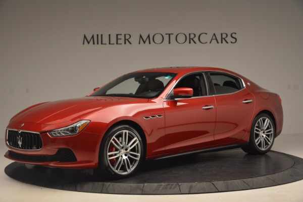 Used 2014 Maserati Ghibli S Q4 for sale Sold at Pagani of Greenwich in Greenwich CT 06830 2
