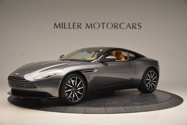 New 2017 Aston Martin DB11 for sale Sold at Pagani of Greenwich in Greenwich CT 06830 2
