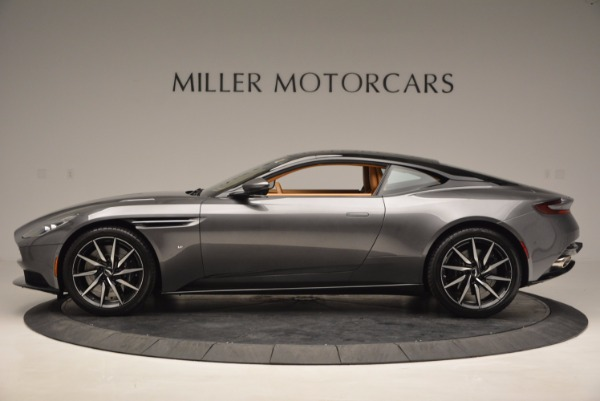 New 2017 Aston Martin DB11 for sale Sold at Pagani of Greenwich in Greenwich CT 06830 3