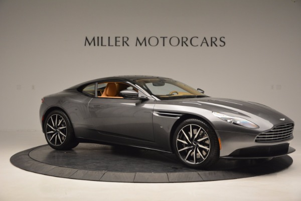 New 2017 Aston Martin DB11 for sale Sold at Pagani of Greenwich in Greenwich CT 06830 9